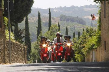 panoramic vespa tour of florence from pisa in florence 288787