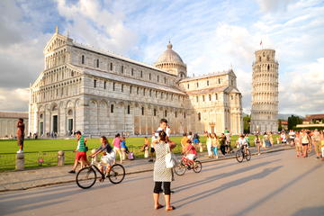 pisa guided walking tour in pisa 265651
